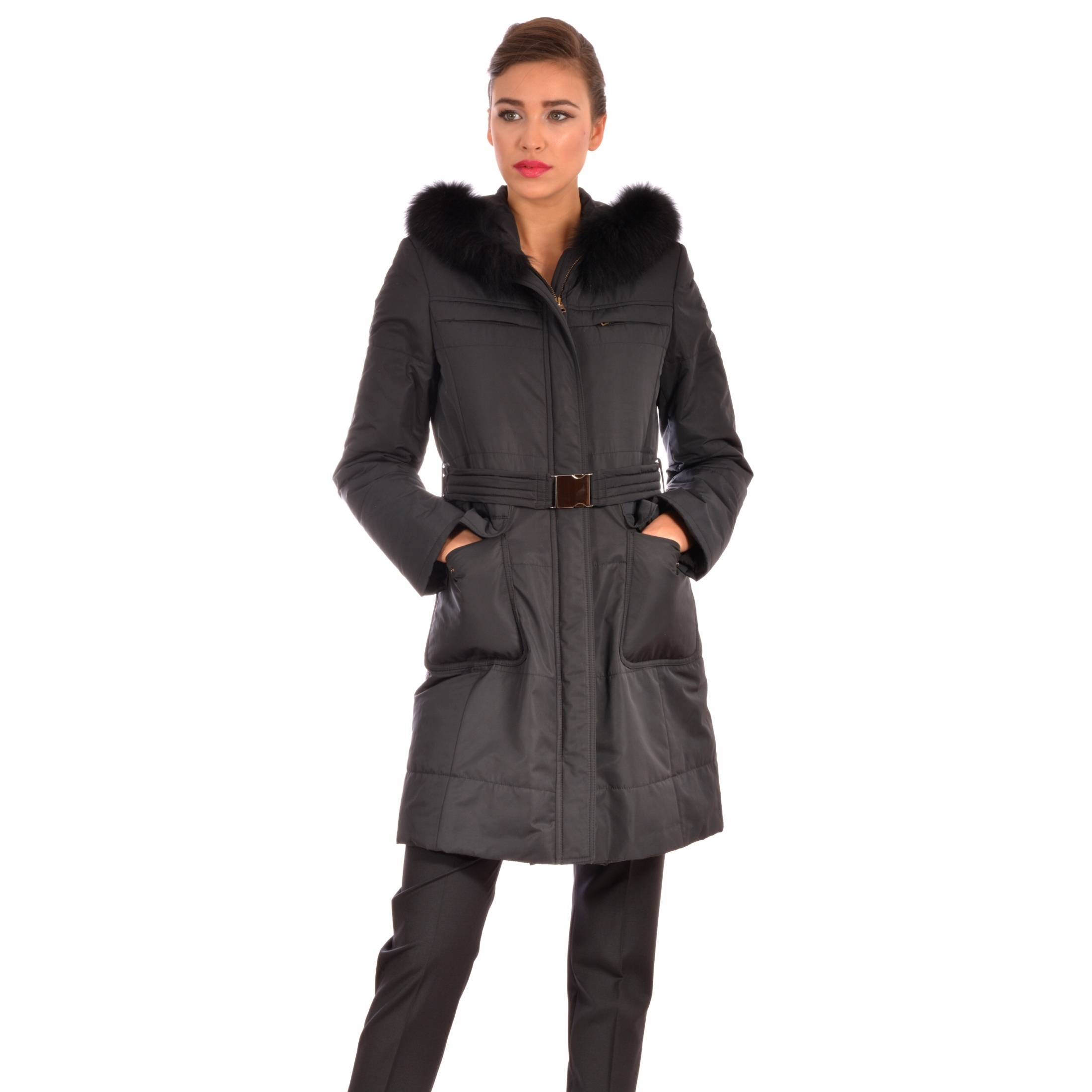 Bild von Women's Jacket with Hood - LM40779