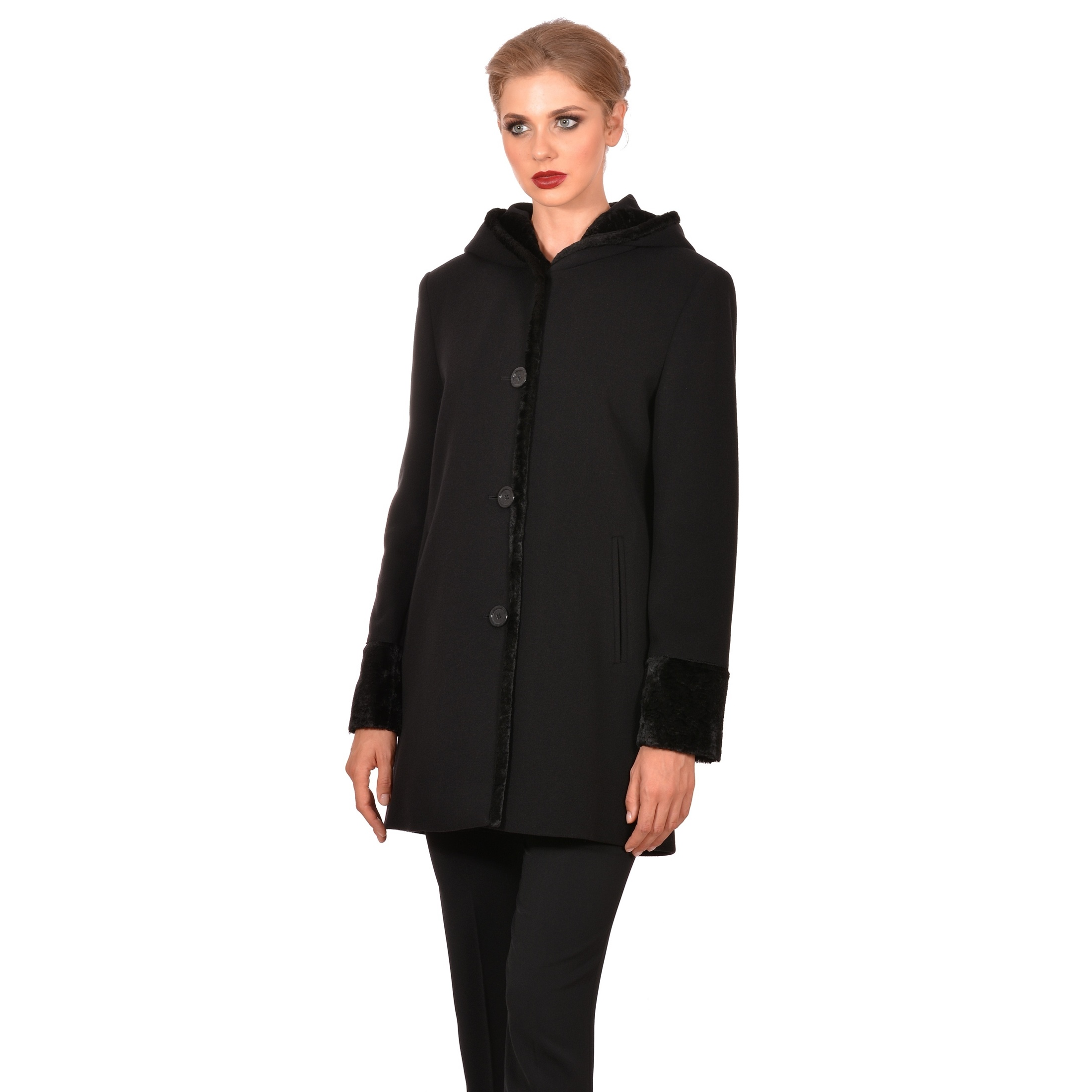 Bild von Women's Coat LADY M - LM40876