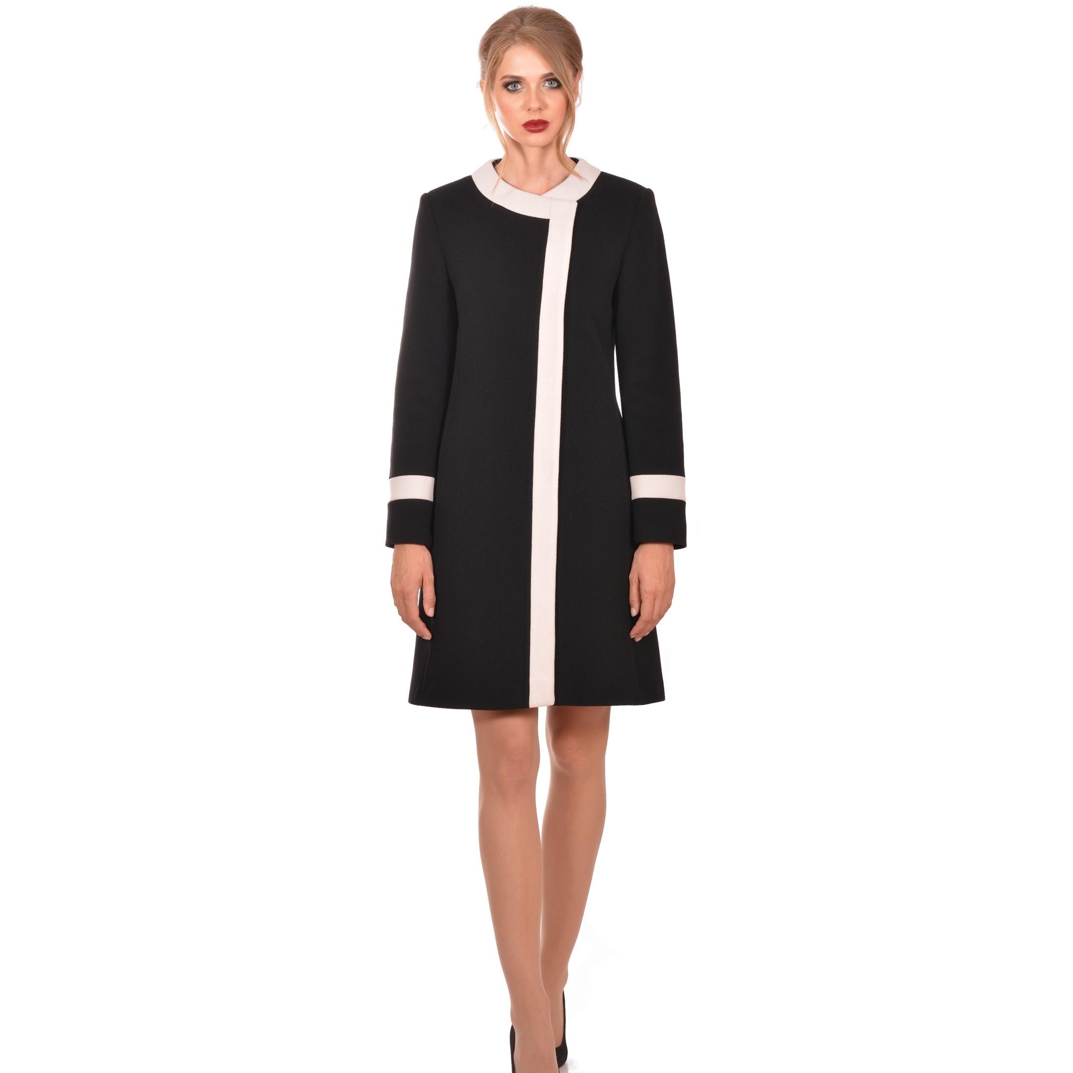 ženski elegantni kaput,women's wool elegant coat