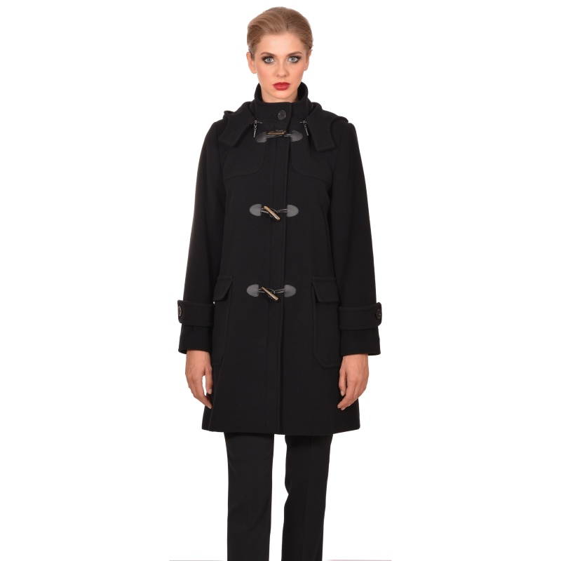 M WOMAN Duffle winter Montgomery Coat - Marija modna odjeća - Maria Fashion company - Collection Autumn/Winter 2018-19