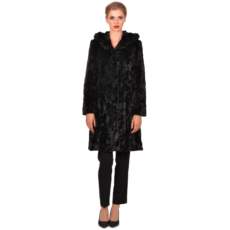 M WOMAN womens long coat - Marija modna odjeća - Maria Fashion company - Collection Autumn/Winter 2018-19