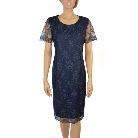 Picture of Women's Dress - LM451395 BLUE