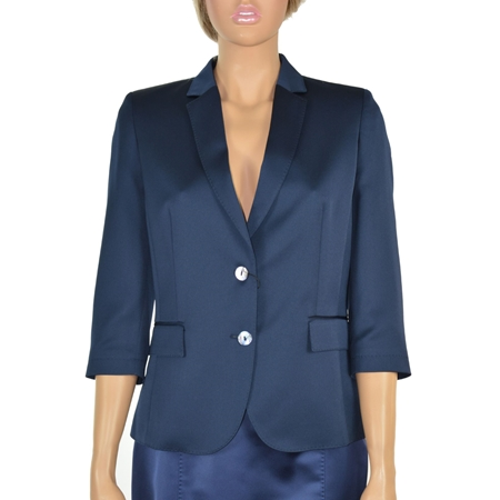 Picture of Women's Jacket - LM422075 BLUE