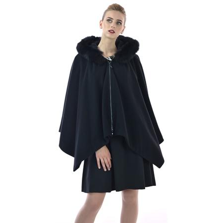 ženska pelerina,ženski kaput