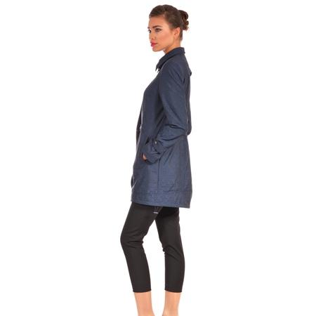 ženski baloner-parka,women's trench coat