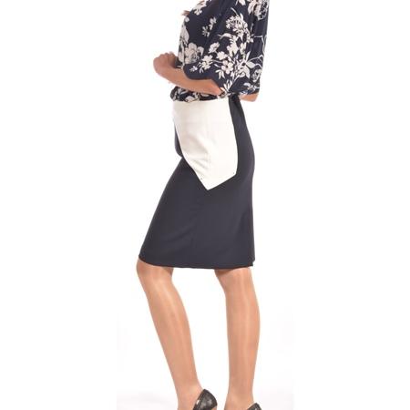 women's skirt blue-white, ženska suknja plavo-bijela