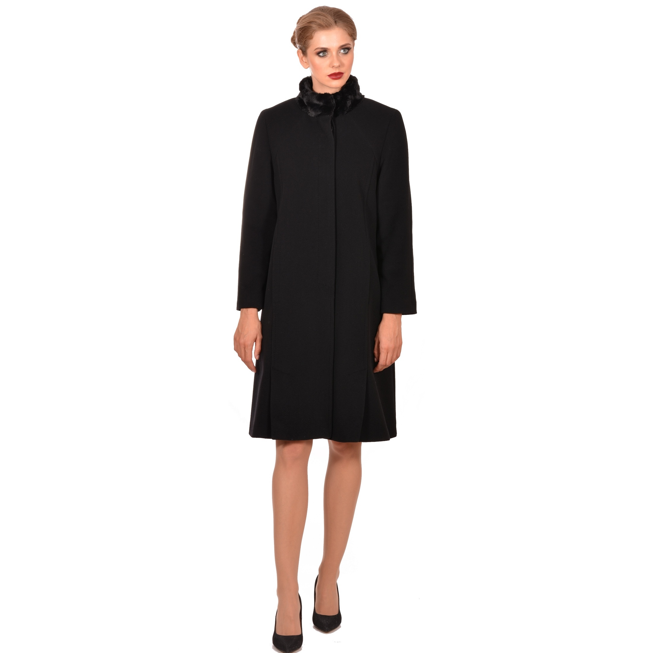 Picture of Women's Coat LADY M - LM40929