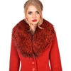 Picture of Women's Coat LADY M - LM40938