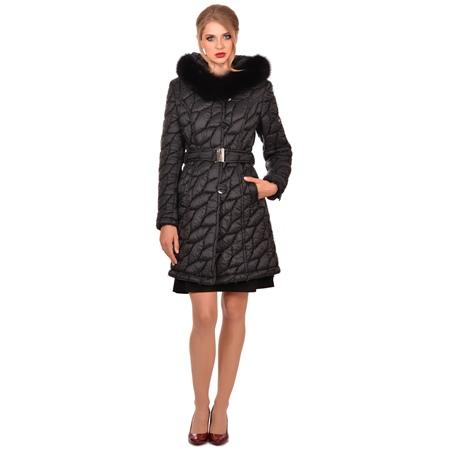 ženska jakna lady m s krznom, women's jacket lady m with fur