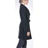 knee lengtf coat